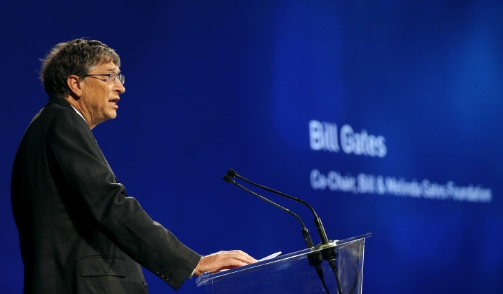 One of the mystery investors in ResearchGate's recent $20m round is Bill Gates