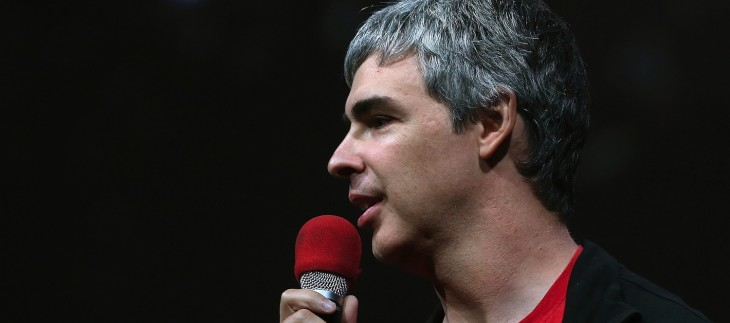 Google CEO Larry Page issues further PRISM denial, calls for 'a more transparent approach' ...