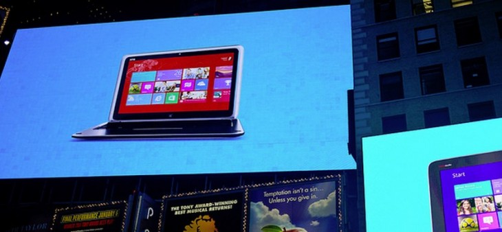 The Windows 8.1 Start Button has finally been caught on video