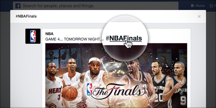 4 Facebook copies Twitter yet again, launches hashtags to let users add context and discover shared interests