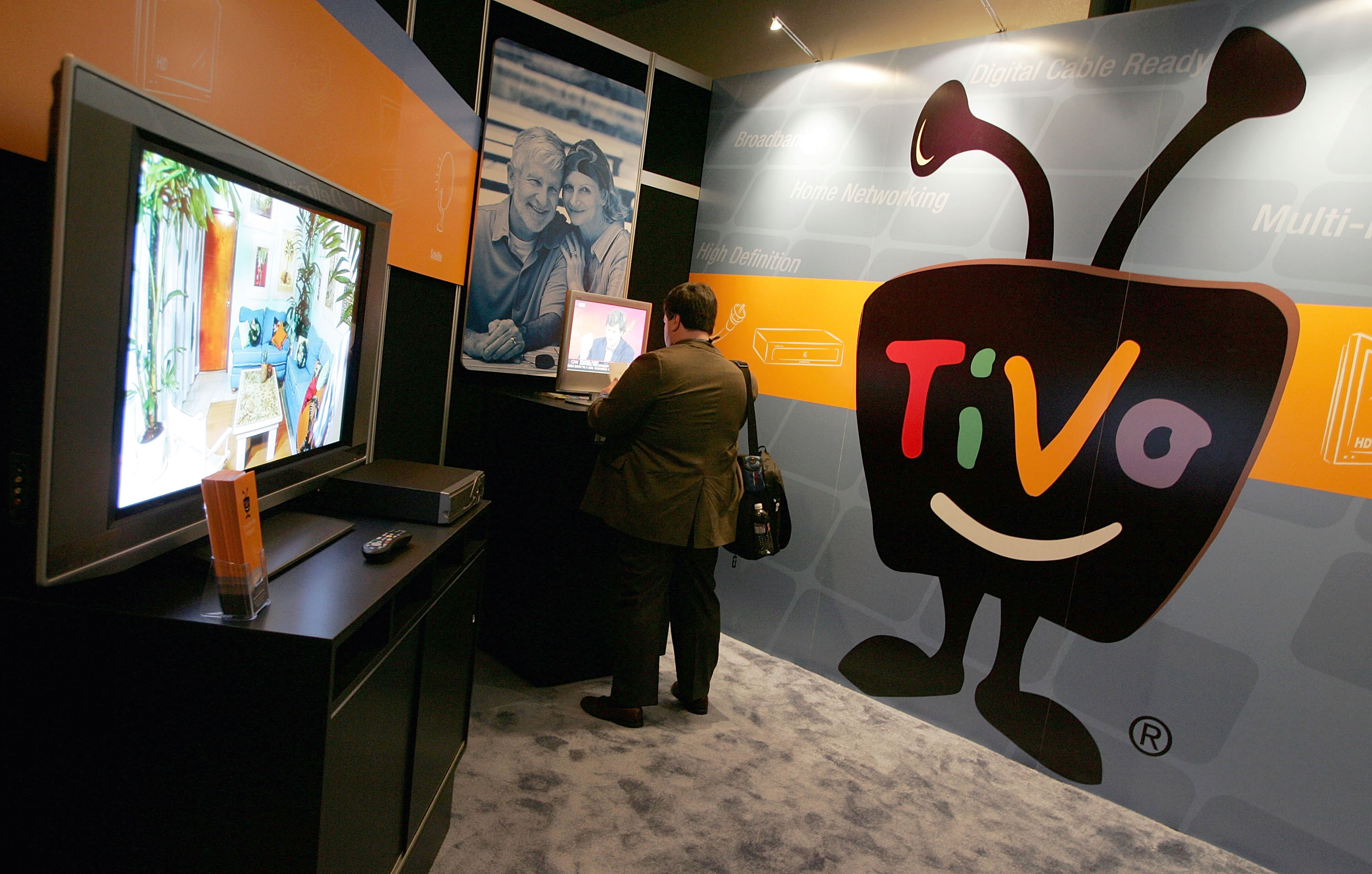 TiVo unveils cloud-based network digital video recorder, emphasizes social discovery and sharing