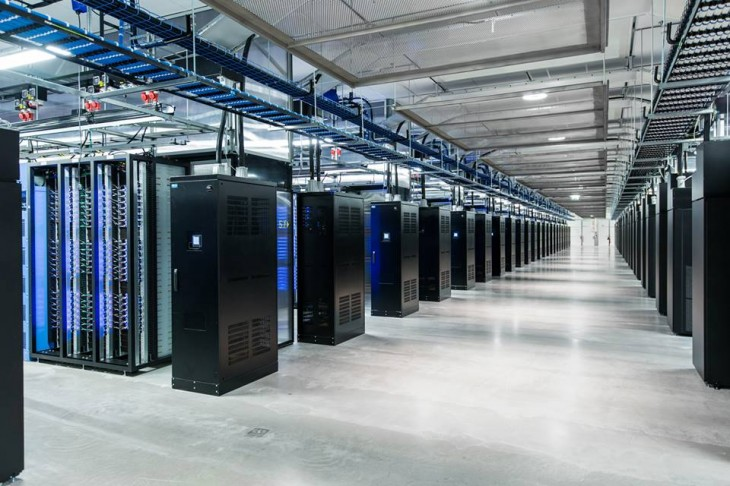 Facebook opens its first data center outside the US, near the Arctic Circle in Luleå, Sweden