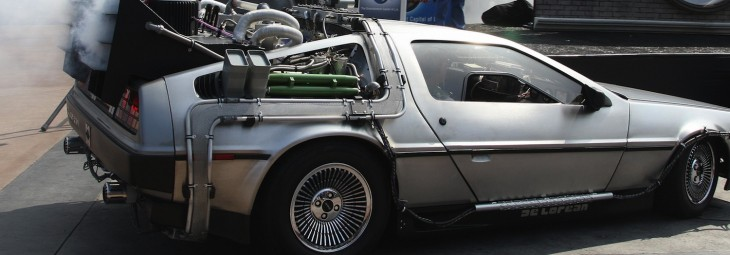 Great Scott! Foursquare's time machine visualizes your past check-ins and predicts where you'll ...