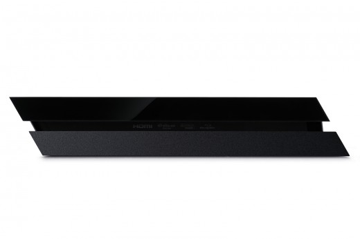 9011342341 8e3a64f853 h 520x346 Sony finally unveils the PlayStation 4, shows off images of its new console this time