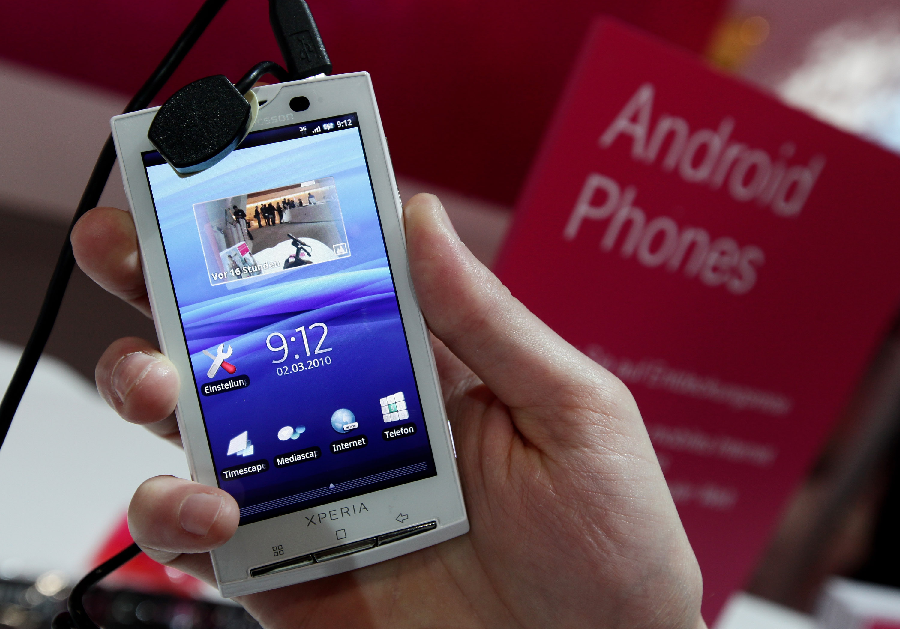 Ericsson Predicts 4.5B Smartphones Will Be Owned by 2018