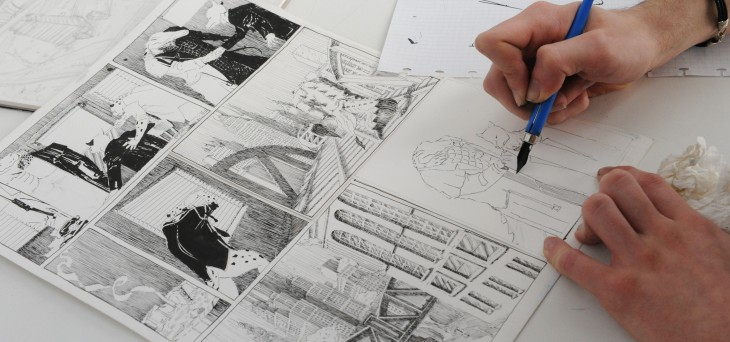 Amazon Storyteller Launches Creates Storyboards From Movie Scripts