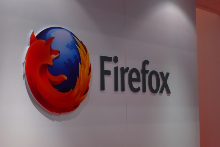 Preview version of Firefox now available for Windows 8 tablets