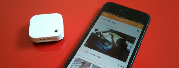 Wearable lifelogging camera Memoto is now called Narrative, will launch on November 1st