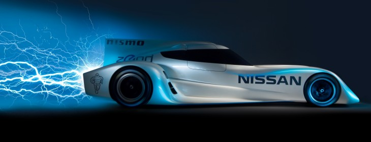 Nissan readies 300KM/h electric hybrid called the ZEOD RC for Le Mans 24-hour race next year
