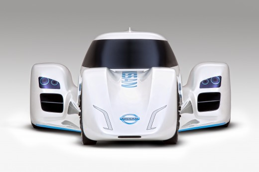 Nissan ZEOD RC 4 520x346 Nissan readies 300KM/h electric hybrid called the ZEOD RC for Le Mans 24 hour race next year