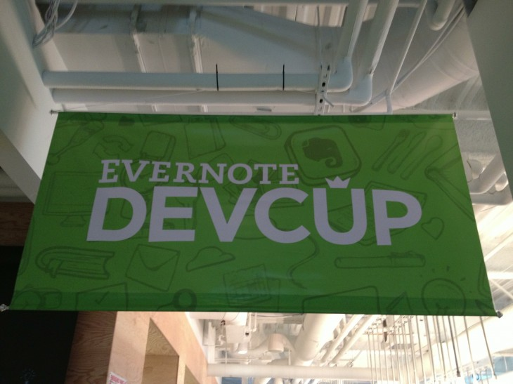 Evernote and Honda team up to host its first Design and Build hackathon: here are the winners