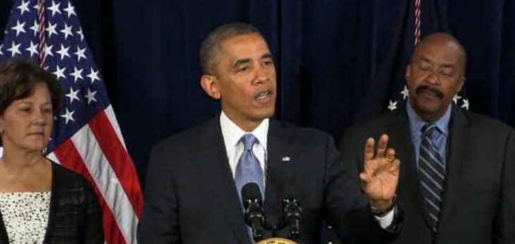 "President Obama says PRISM ""does not apply to U.S. citizens"" or people living the U.S."