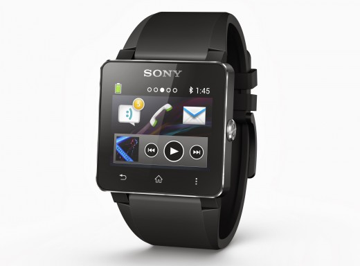 Sony SW2 android 520x384 Sony SmartWatch 2 brings Android and NFC compatibility, no Sony smartphone required