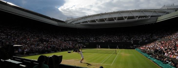 Anyone for tennis? Wimbledon's very first iPad app arrives ahead of 2013 championships