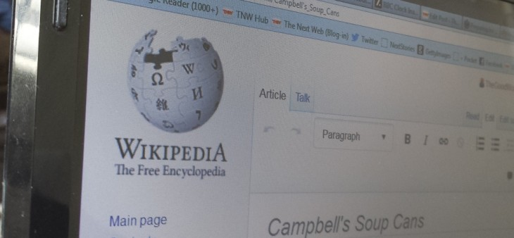 Wikimedia rolls out WYSIWYG visual editor for logged-in users accessing Wikipedia articles in English ...