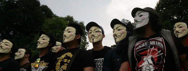 Anonymous lays out plan for its independent news site, funded by $55,000 from Indiegogo