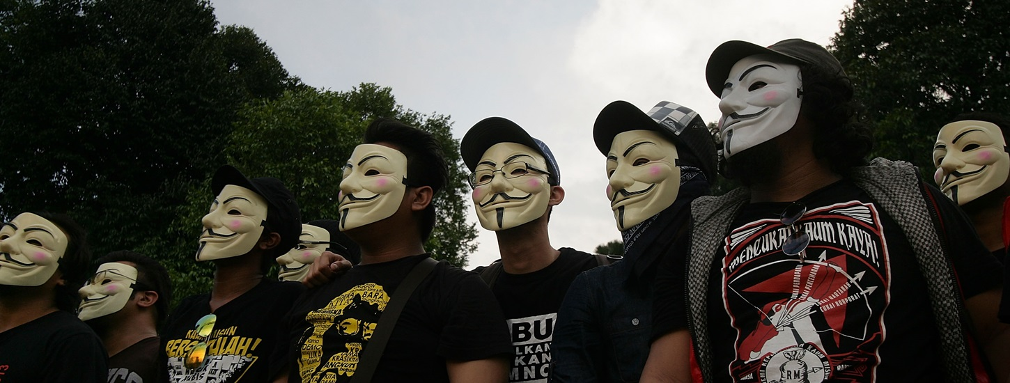 Anonymous 39 plan for news site allegedly derailed by rogue for Planners anonymous