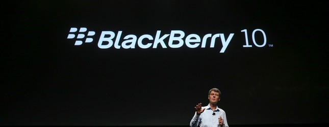 BlackBerry shipped more old-generation smartphones than BlackBerry 10 devices in Q1 2013