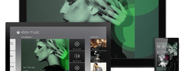 Microsoft readies new Xbox Music app for Windows 8.1, introduces free, ad-supported radio feature