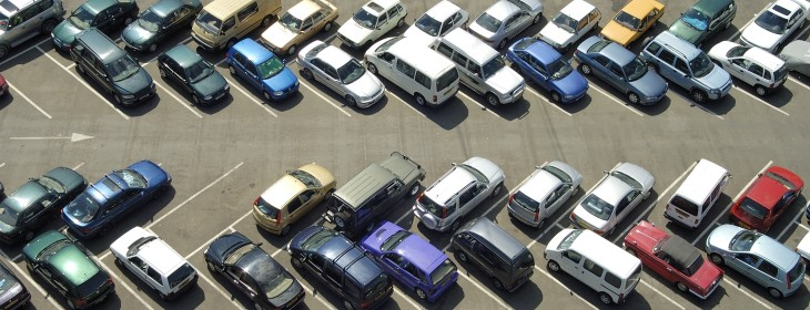 Parking pains to be a thing of the past? Nearly 1m smart car parking spots on the way