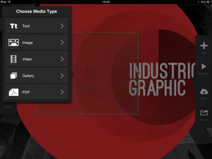 d9 730x547 Flowboard for iPad now lets you add YouTube videos and PDFs to your multimedia mixes