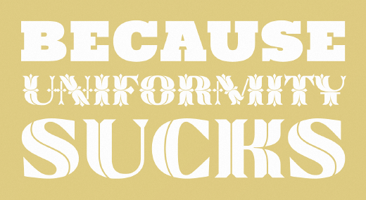 diversa The 24 most beautiful typefaces released last month