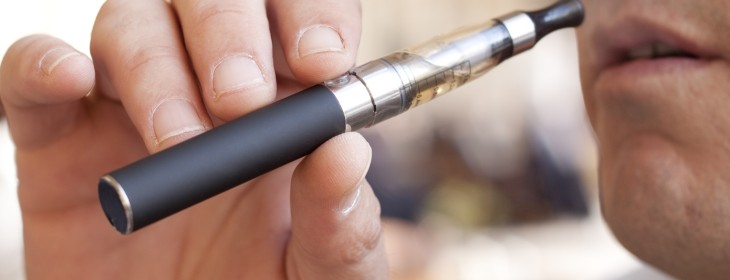 Sean Parker joins $75m NJOY funding round to help take e-cigarettes to the masses