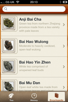 e7 220x330 Tea: The app for serious tea drinkers now features an encyclopedia of your favorite brews