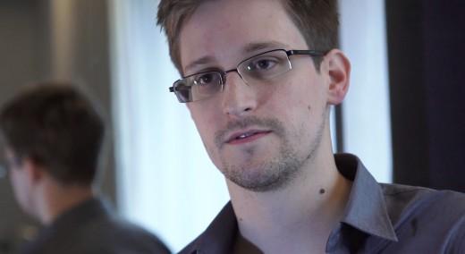 Edward Snowden full image
