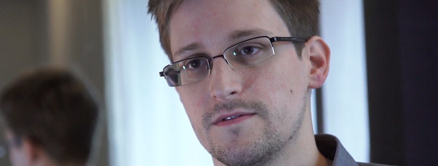 Edward Snowden is Glasgow University's new student rector