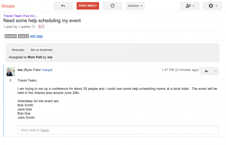 googlegroups