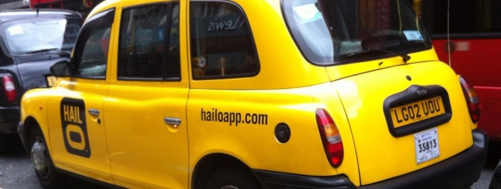 Hailo Backup helps ensure you can book a taxi in London when you need it most