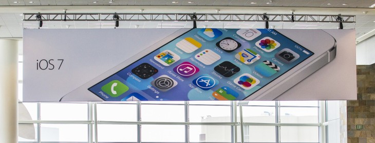 Apple will require all new apps to be optimized for iOS 7 from February 1