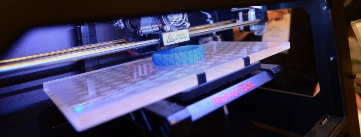 Dell partners with MakerBot to resell 3D printers and scanners to US businesses starting on February ...