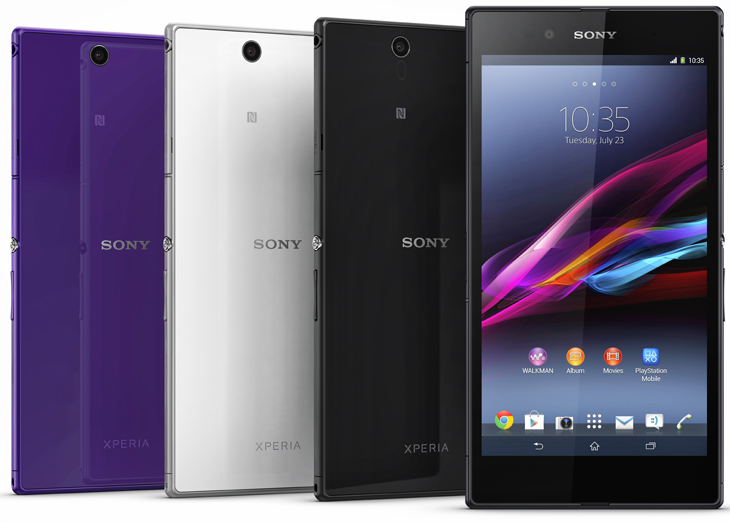 differently dfbde 20ee7 Sony Unveils the Xperia Z Ultra, A Waterproof 6.4