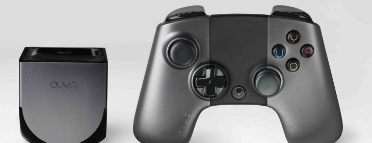 OUYA's $99 Android-based video game console finally hits store shelves in the US, UK and Canada ...