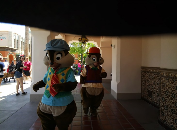 A day at Disneyland with Google Glass