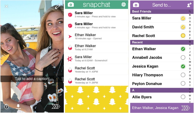 snapchat s new feature leading the way for content creators
