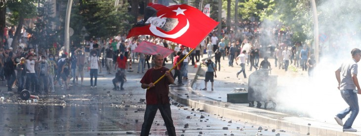 Turkish PM blasts Twitter and social media for spreading 'lies' during weekend protests