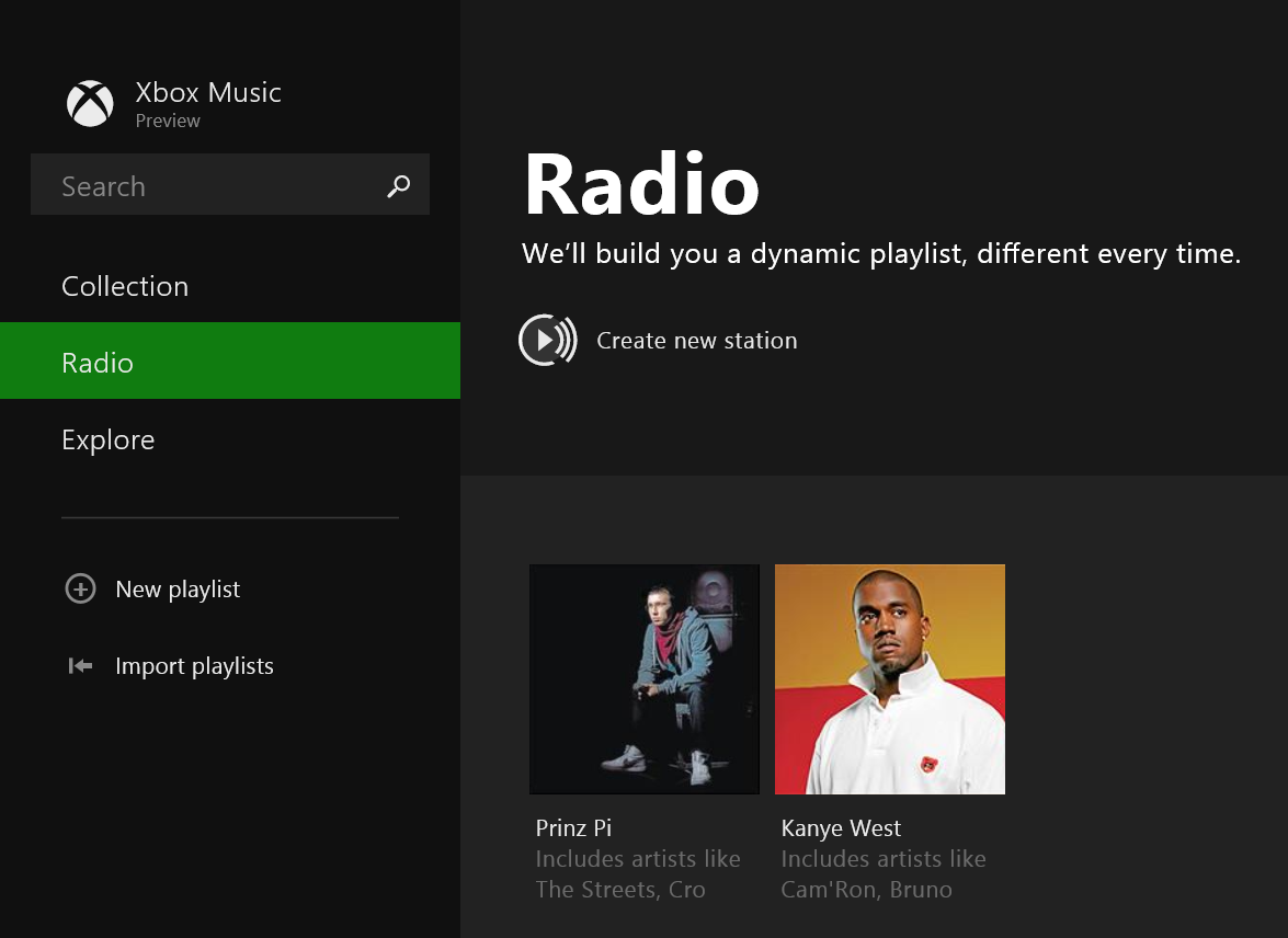 Microsoft Readies New Xbox Music App With Ad-Supported Radio