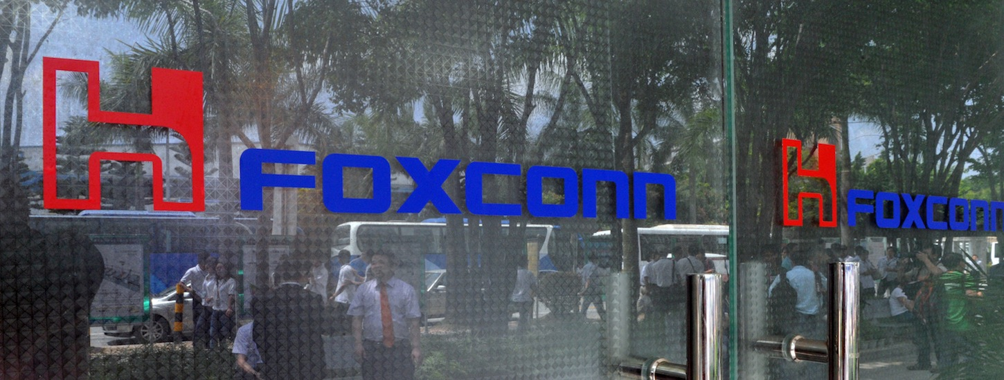 Foxconn Is Reportedly Working With Google On Its Robotics Project