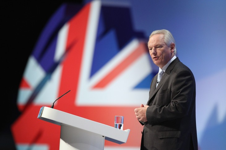 Minister for the Cabinet Office Francis Maude