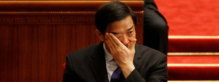 China's censorship on Sina Weibo in overdrive after former official Bo Xilai is charged with bribery ...