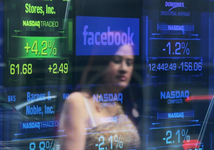 Facebook finally tops its IPO stock price, more than a year after it went public