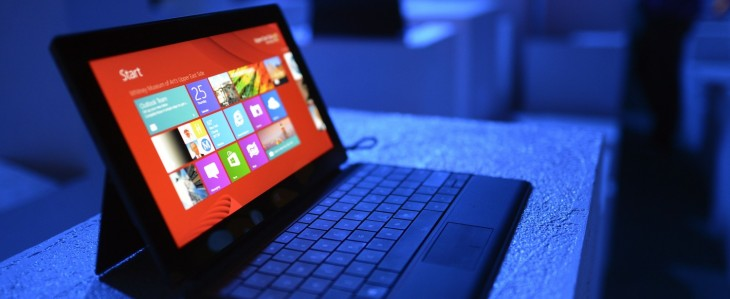 With just $853M in revenue, Microsoft's Surface experiment is officially a financial failure