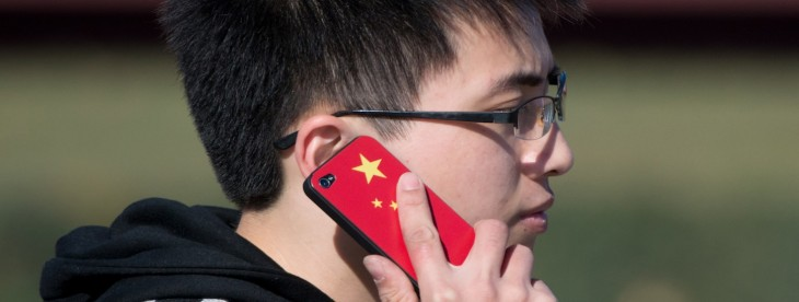 Chinese smartphones could be helping to ease the 'Made in China' stigma