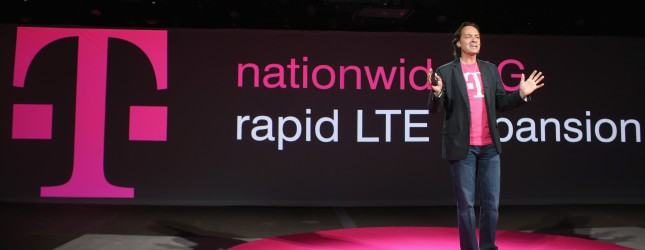 T-Mobile Holds Announcement Event In New York