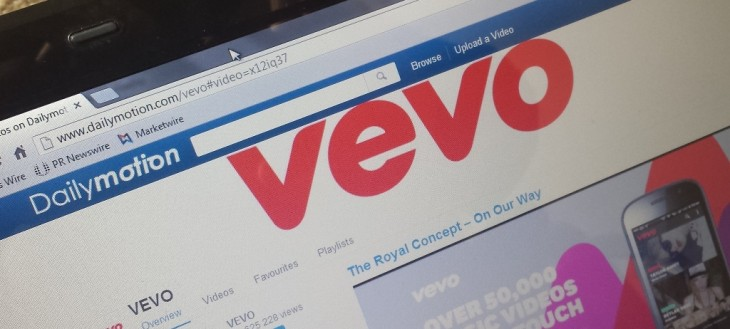 YouTube rival Dailymotion extends its VEVO music-video syndication to Europe