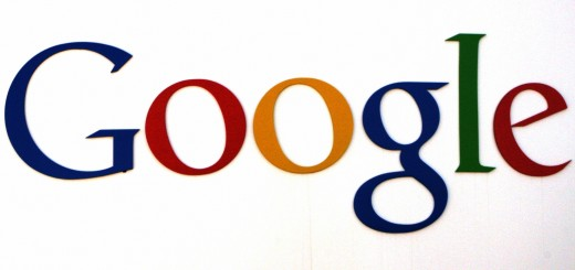 The logo of internet search engine compa