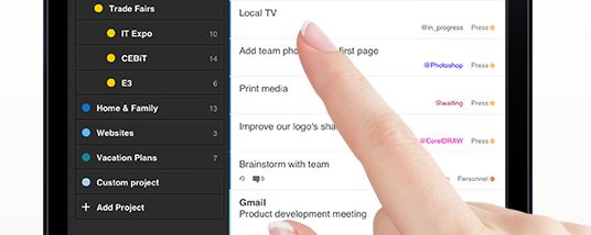 Todoist takes its task-management app to tablets, and rolls out a fresh interface with new 'Inbox' ...
